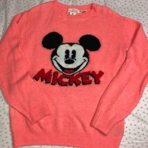 H&M Mickey Sweater